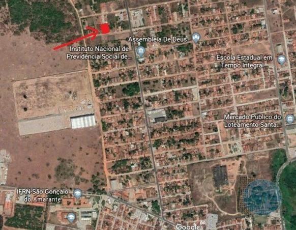 Terreno à venda em Centro, São gonçalo do amarante cod:10648 - Foto 5