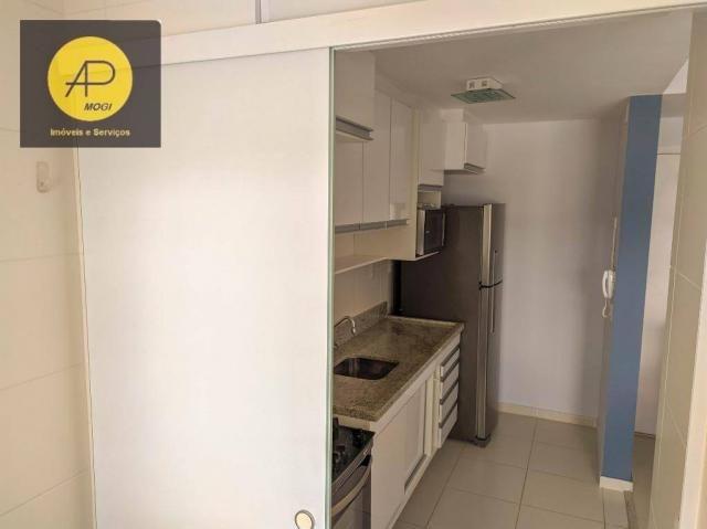 Apartamento com 1 dormitório para alugar, 46 m² - Centro Cívico - Mogi das Cruzes/SP - Foto 10
