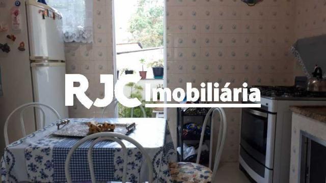 Apartamento à venda com 2 dormitórios em Vila isabel, Rio de janeiro cod:MBAP23591 - Foto 17