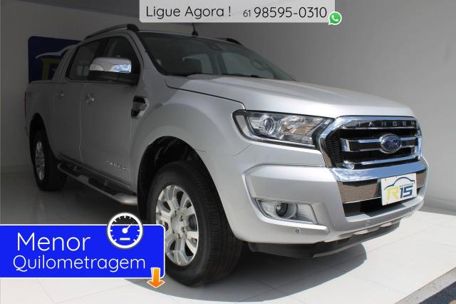 RANGER 2017/2018 3.2 LIMITED 4X4 CD 20V DIESEL 4P AUTOMÁTICO