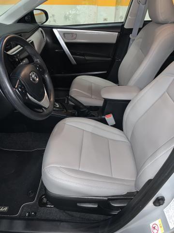 Toyota corolla gli 2018 automático c/ central multimídia impecável!!! - Foto 12