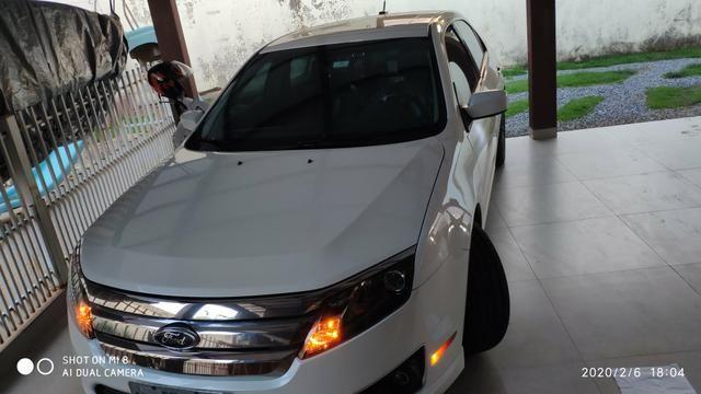 Fusion 2011completo todo revisado carro perfeito sem detalhes