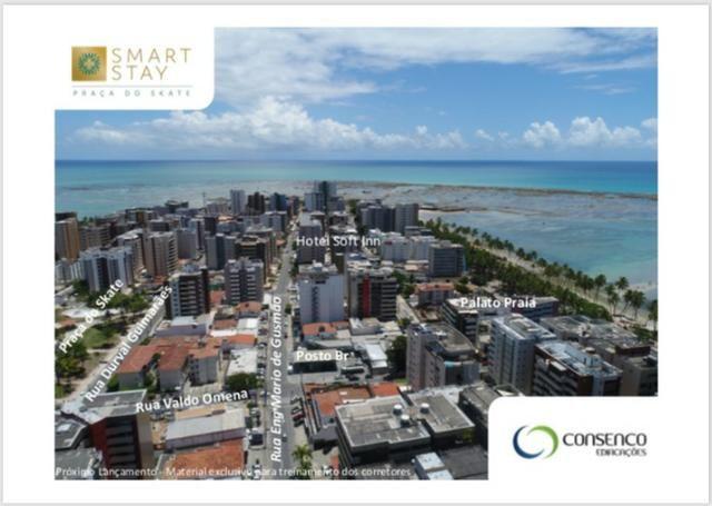Smart Stay na Ponta Verde, Apartamentos Quarto/Sala em até 120 meses ! - Foto 10