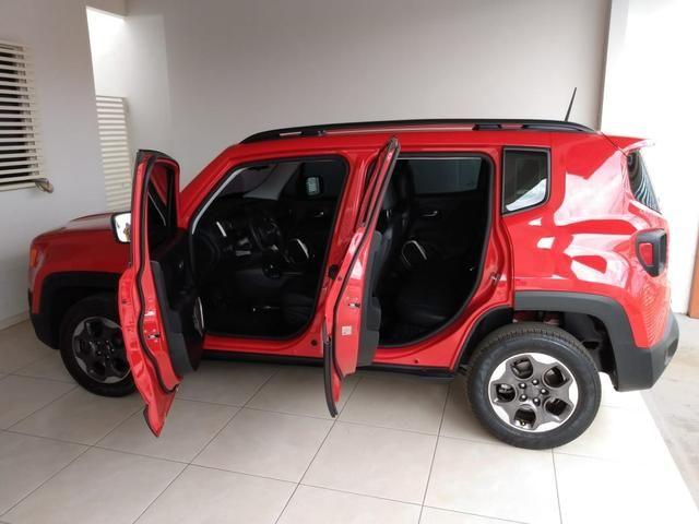 Renegade a diesel 4X4, automático 09 marchas - Foto 3
