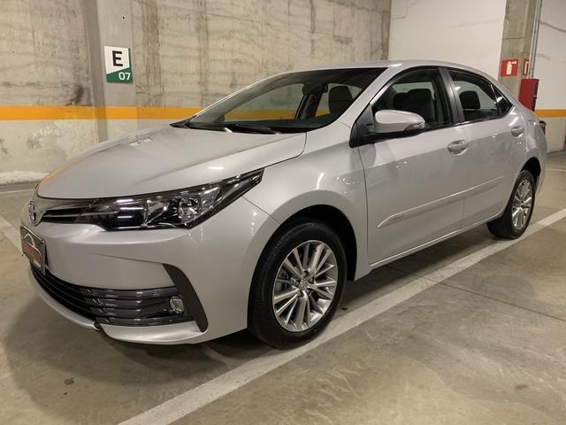 Toyota corolla gli 2018 automático c/ central multimídia impecável!!! - Foto 2