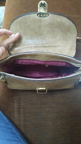 Bolsa Feminina Pequena com Alça - Foto 5