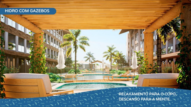 Apartamento com 2 Quartos - Praia dos Carneiros | Max Carneiros Suítes - Foto 13