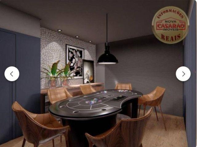 Apartamento com 2 dormitórios à venda, 83 m² R$ 442.000,00 -Canto do Forte, Praia Grande - Foto 2
