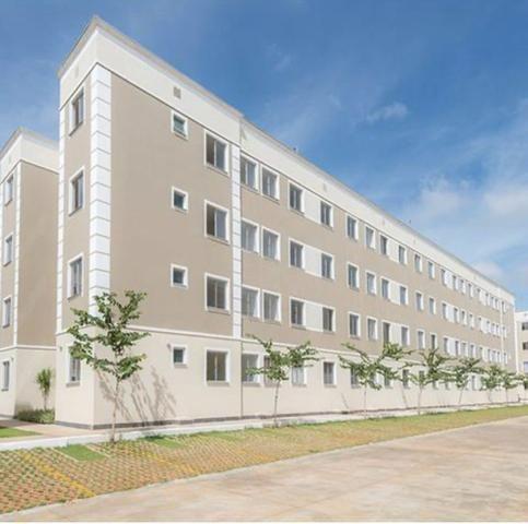 Aluga-se apartamento próximo UFMS