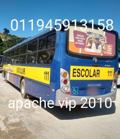 Caio apache vip 2010 e 2011 onibus urbano - Foto 3