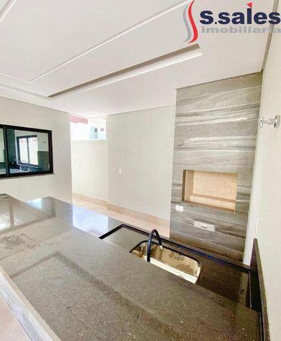 Alto Padrão! Casa com 4 Suítes - Lazer Completo! Lote em 400m² - Oportunidade!!!! - Foto 7