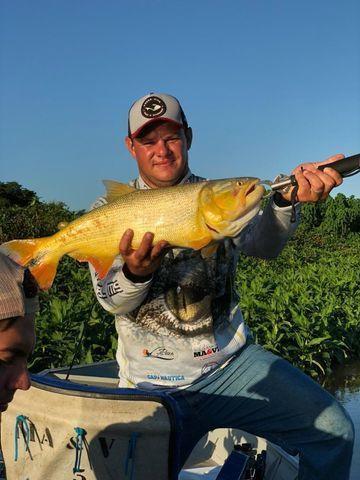 Rancho para pesca e passeio Pantanal (rancho Ma&Vi) Coração do Pantanal - Foto 20
