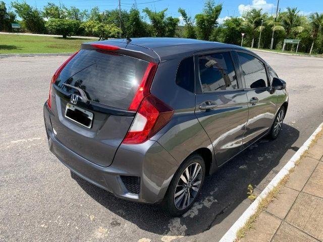 Honda Fit Ex 2015 Automatico - Foto 5