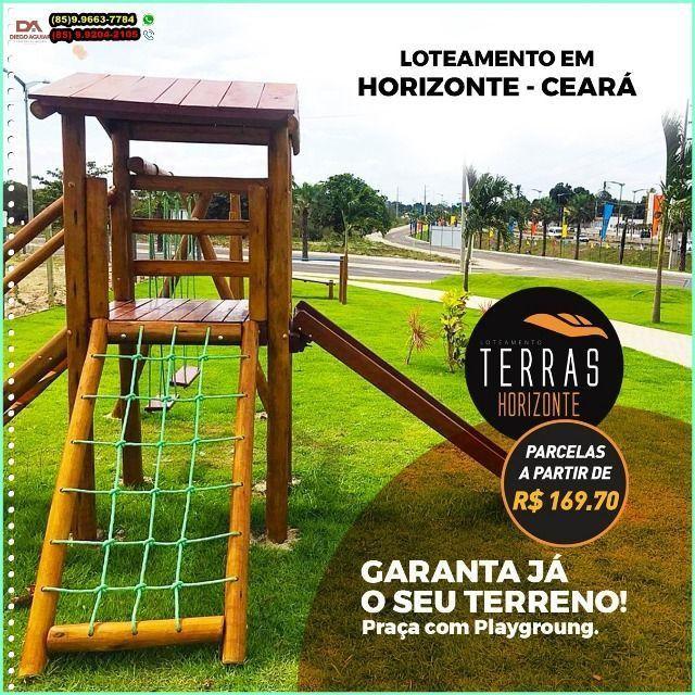 """R$169,70""""Loteamento em Bairro Planejado em Horizonte ! - Foto 16"""