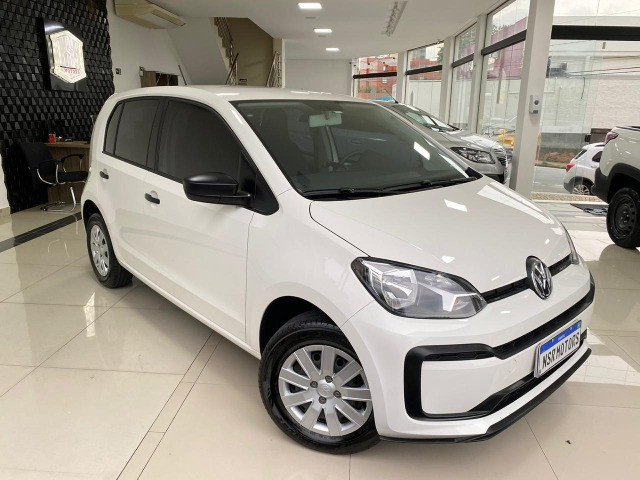Volkswagen - UP 1.0 MPI Take UP 12V 4 portas - Foto 4
