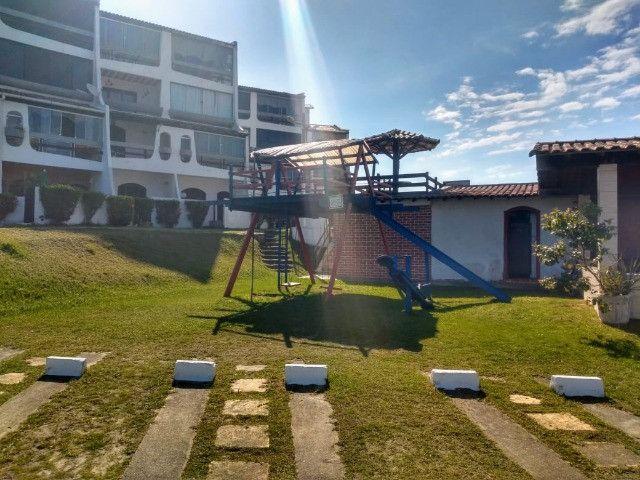 Apartamento temporada  quarto/sala co vista para a lagoa em Iguaba - Foto 17