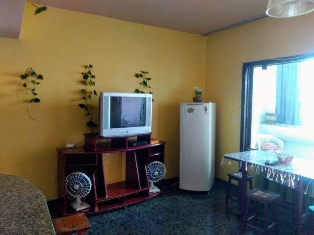 Apartamento temporada  quarto/sala co vista para a lagoa em Iguaba - Foto 2