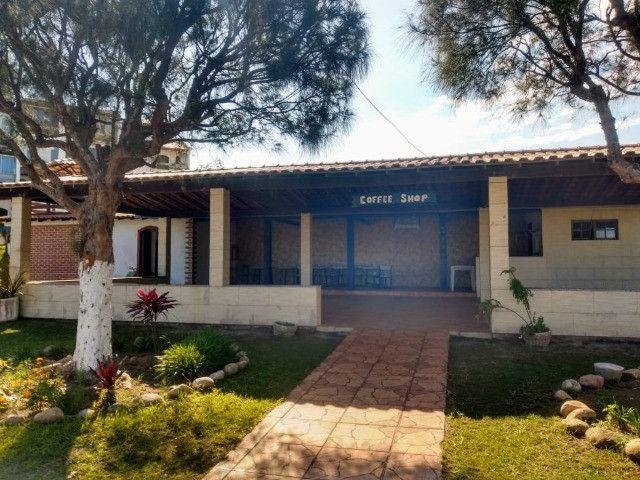 Apartamento temporada  quarto/sala co vista para a lagoa em Iguaba - Foto 14