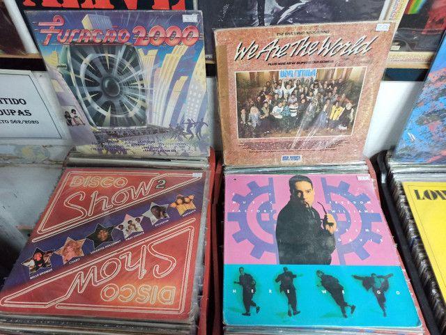 Discos de Vinil de Dance, Euro, Coletâneas e Pop Hits, temos vários  - Foto 5