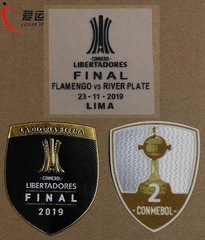 Kit Patch Final da Libertadores 2019  - Foto 2