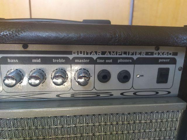 Caixa amplificada NCA GX60 - Foto 2
