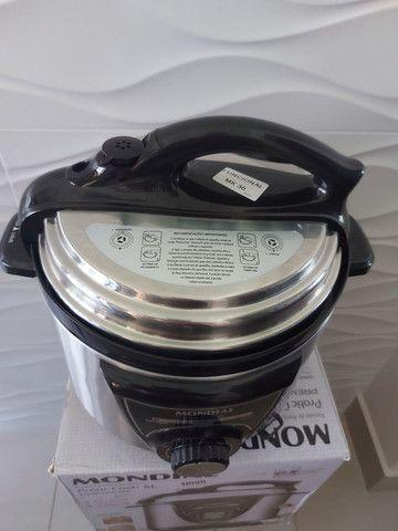 Panela Elétrica de Pressão Mondial 5l ,Nova , 127 volts  - Foto 5