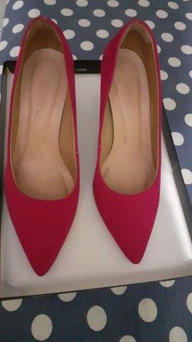 Sapato Scarpin semi novo  - Foto 2