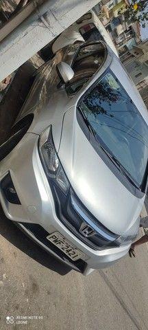 Honda fit lx flexone 2015 automático baixo km  - Foto 4