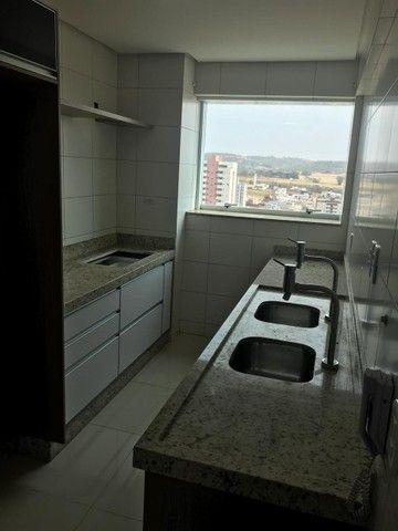 Apartamento à venda com 4 dormitórios em Residencial interlagos, Rio verde cod:60209115 - Foto 7