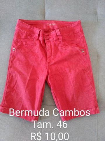 Bermudas Usadas - Foto 6