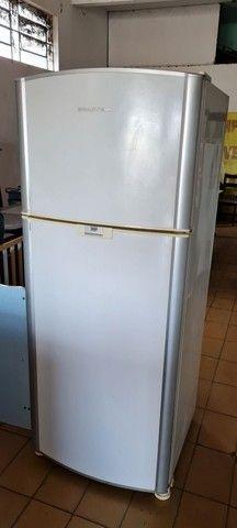 Geladeira dúplex 440 litros Brastemp degelo seco - ENTREGO  - Foto 2