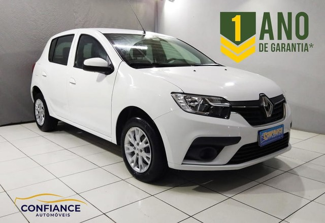 Renault SANDERO ZEN 1.0 MANUAL