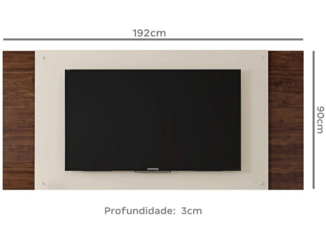 Rack com Painel Novo com Garantia - Foto 3