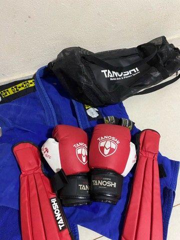 Kit de artes marciais