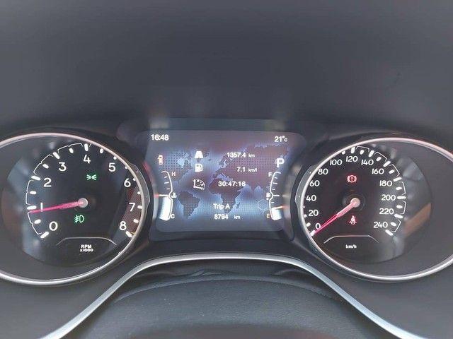 COMPASS 2020/2021 2.0 16V FLEX LONGITUDE AUTOMÁTICO - Foto 9