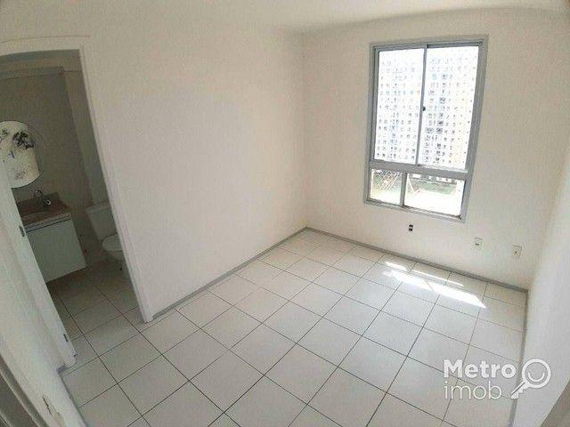 Apartamento com 3 quartos à venda, 77 m² por R$ 350.000 - Quitandinha - São Luís/MA - Foto 11