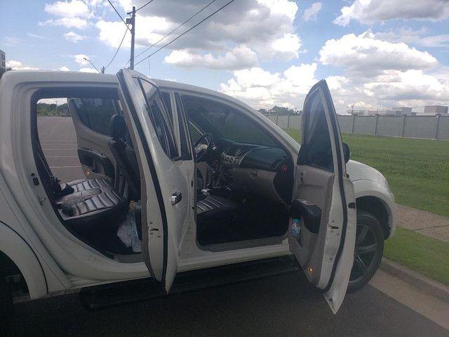 L200 tríton 2015 3.5 automática 80 mil km rodados  - Foto 2