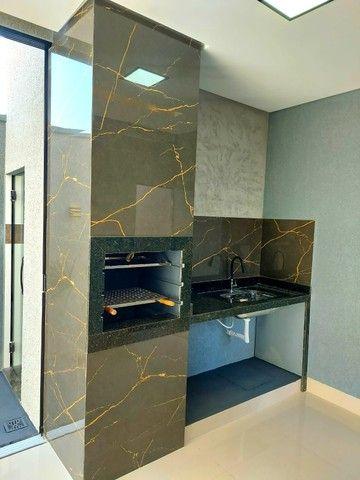 Casa para venda com 125 metros quadrados com 3 quartos no Residencial Veredas dos Buritis - Foto 16