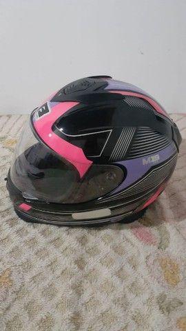 Vende-se capacete feminino - Foto 5