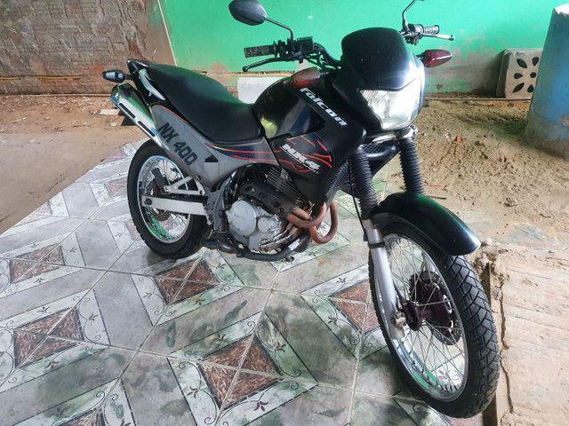 Moto falcon nx4 400 - Foto 2