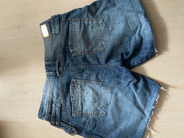 Short jeans Botswana tam 40 - Foto 3