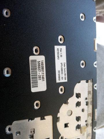 Teclado notebook Samsung - Foto 3