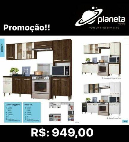 Promoção cozinha 03 peças