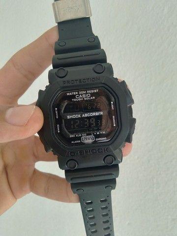 Relógio G-Shock DW5600 Preto fosco (estilo retrô) - Foto 2