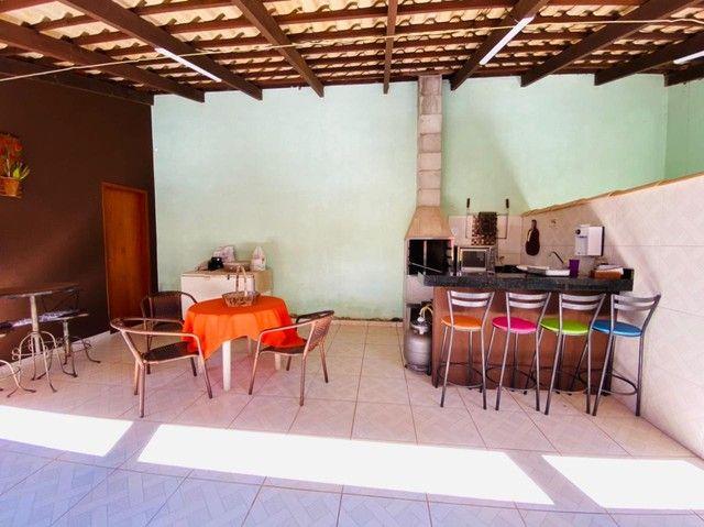 Casa Ampla Residencial Junqueira 05 quartos, 03 suítes, Completa com churrasqueira Goiânia - Foto 13