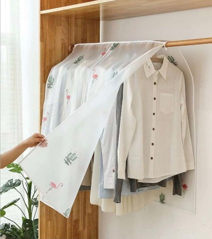 Protetor de poeira  para roupas *