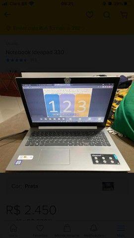 notebook ideapad 330