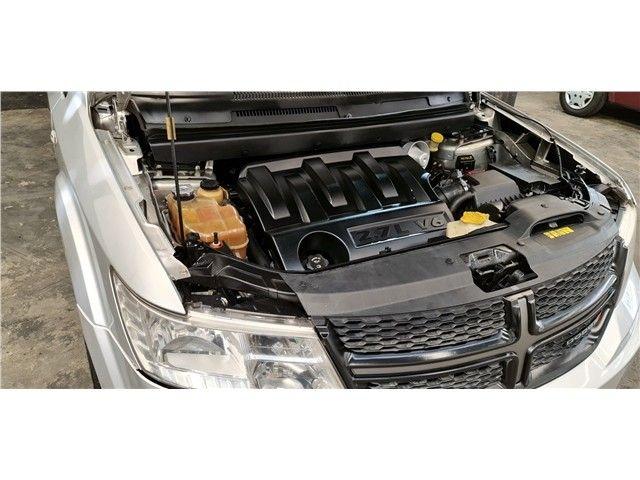 Dodge Journey 2010 2.7 se v6 24v gasolina 4p automatico - Foto 7