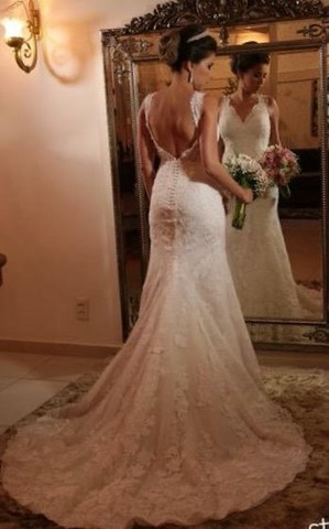 Vestido de Noiva Pronovias  - Foto 5
