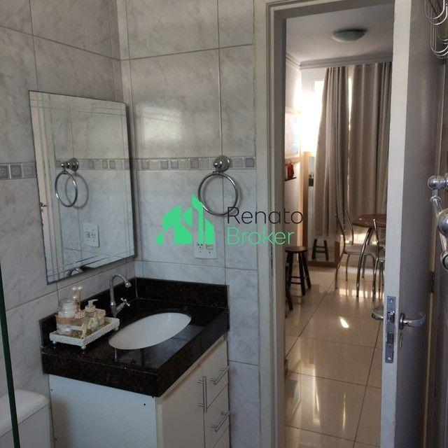 Apartamento à venda com 2 dormitórios em Kennedy, Contagem cod:444 - Foto 7